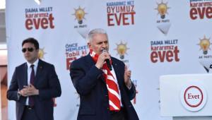 Başbakan Yıldırım: Kılıçdaroğlu, 1982'de Kalmış (3)