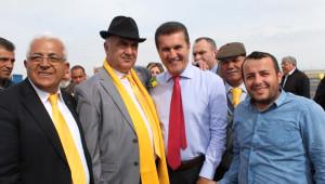Mustafa Sarıgül Niğde'de Vatandaşlarla Buluştu