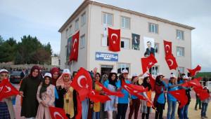Akıncılar Beldesinde Gençlik ve Kültür Merkezi Açıldı