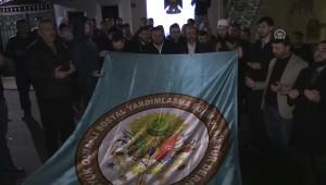 Kerkük'te Açılan Ikby Bayrağı, Büyük Osmanlı Derneği Üyelerini Sokağa Döktü
