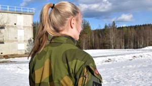 Norveç'in Kadın Askerleri Ülkenin En Güçlü Silahı Oldu!