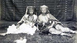 125 Yıl Önceki Kuzey Afrika'dan Çok Özel Kareler