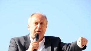 CHP Milletvekili İnce Giresun'da Konuştu, 'Hayır' Oyu İstedi