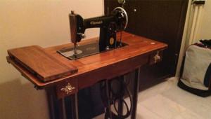 Halasının Mirası Eski Dikiş Makinesi, Hayatını Değiştirdi