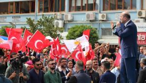 Manisa Bakan Soylu: Deniz Baykal Sana da Yazıklar Olsun