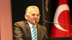Melikgazi Belediyesi Meclis'inde 49 Madde Görüşüldü
