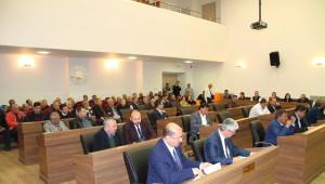 Biga Belediye Meclis Toplantısı Yapıldı