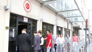 Belçika'da 81 Bin 540 Türk Vatandaşı Oy Kullandı