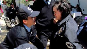 Çeşme Polisinden Özel Çocuklara Sürpriz