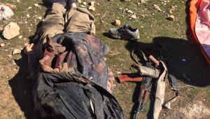 Mardin Savur'da 7 PKK'lı Etkisiz Hale Getirildi