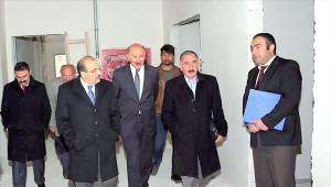 Bayburt Valisi Ustaoğlu'nun Ziyaretleri