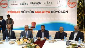 Gümrük ve Ticaret Bakanı Tüfenkci Açıklaması
