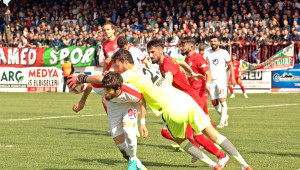 Amed Sportif-Pendikspor 1-0