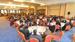 Bakan Tüfenkci Yeşilyurt Belediye Personeli ile Buluştu