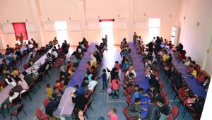Viranşehir'de Yetim Çocuklar Bir Araya Geldi
