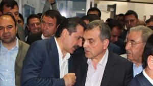 Şanlıurfa'da Bakan Çelik ve Ak Partililerden Kutlama