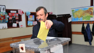 Yalova'da Referandum İçin Oy Verme İşlemi Başladı