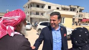 AK Parti Şanlıurfa Milletvekili Kemalettin Yılmaztekin'den Tarihi Rekora Teşekkür Turu