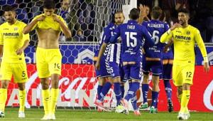 Bakambu'nun Golü Villareal'e Yetmedi