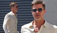 Brad Pitt Günden Güne Eriyor