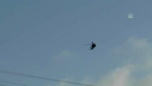 Tunceli'de Polis Helikopterinin Düşmesi - 12 Şehidin Cenazesi Elazığ'a Getirildi