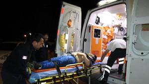 Güreşçileri Taşıyan Minibüs, Kaza Yaptı: 2'si Ağır, 12 Yaralı