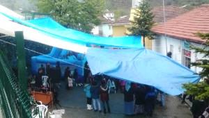 70 Haneli Mahallede Branda Altında 23 Nisan Coşkusu