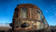 Hurdaya Dönen Bir Zamanların En Lüks Treninden 15 Kare