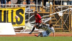 Kocaeli Birlikspor-İstanbulspor: 1-1
