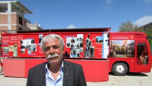 Çanakkale Müze Otobüsü Sandıklı'da