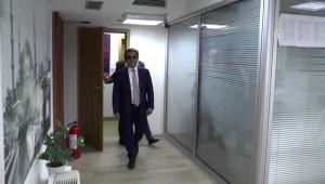 Dışişleri Bakan Yardımcısı Yıldız'dan Aa'nın Üsküp Ofisine Ziyaret