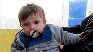Kaçak Göçün Masum Bebekleri Yürek Burktu