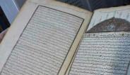 Osmanlı Matbaasının İlk Eseri Kozmik Odada Korunuyor