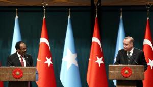 Erdoğan: Terör ile Mücadelede Somali'nin Asker, Polis Yetişmiş Kadroya da İhtiyacı Var (Geniş Haber)