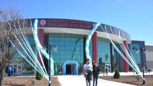 Üniversitelerarası Güreş Şampiyonası Sivas'ta Başladı