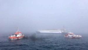 Rus Gemisi Kurtarma Anından Görüntüler