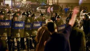 Makedonya Meclisinde Yaralanan Milletvekilleri Taburcu Edildi