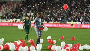 Sivasspor-Giresunspor: 2-0