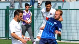 Karacabey Birlikspor-Ankara Demirspor: 1-0