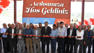 Nazilli Belediyesi Kestel'e Çok Amaçlı Salon Alan Kazandırdı