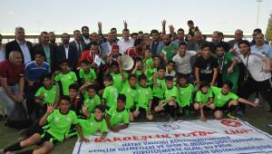Suriyelilerin Kardeşlik Futbol Ligi'nde