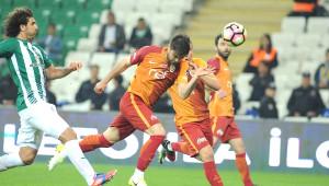 Bursaspor - Galatasaray Fotoğraflar