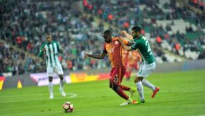 Bursaspor-Galatasaray Maçı - Fotoğraflar