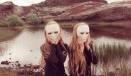 İzlandalı Minik İkizler Rüyayı Bile Aynı Görüyor