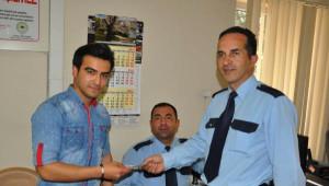 Asgari Ücretli İşçi, Bulduğu Parayı Polise Teslim Etti