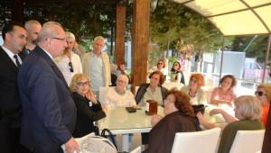 Başkan Albayrak'ın Çorlu ve Çerkezköy Ziyaretleri