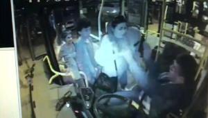 Halk Otobüsü Şoförüne Bıçaklı Saldırıda Çocuğa Taciz İddiası