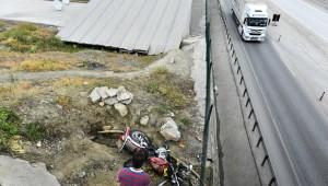 Tosya'da Motosikletle Otomobil Çarpıştı: 1 Yaralı