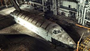 Sovyetler Birliği'den Kalma Uzay Aracı Çürümeye Terk Edildi