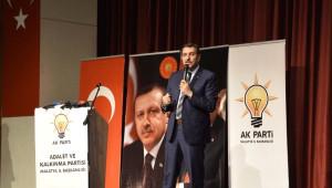 Bakan Tüfenkci AK Parti Teşkilatı ile Buluştu